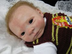 Baby Ron Weasley ~ Tracy Ann Lister