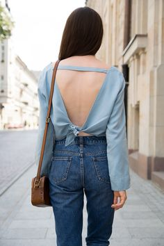 Summer open back #ootd #look #style #summer #ss2016 #openback #open #back #light #brownleather #leathersandals #leather #sandals