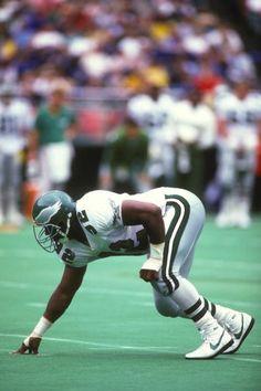 Reggie White, Philadelphia Eagles