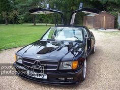 Mercedes 500 SEC one of my dream cars Hapso Mercedes Benz Coupe, Mercedes 500, Mercedes Benz Forum, Mercedes W126, Classic Chevy Trucks, Classic Cars, Mercedez Benz, Top Luxury Cars, Classic Mercedes