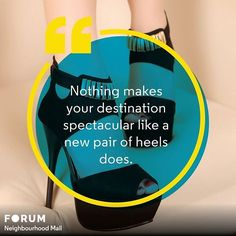 The higher the heel, closer to heaven! #Heels #WomensBestFriend #Shopping #instadaily #instaquote #motivation #inspiration #Love