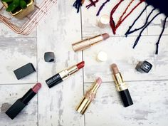 Luxury Lipsticks