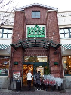 Whole Foods Park Royal, or 1675 Robson St
