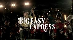 Big Easy Express directed by Emmett Malloy. Mumford and Sons, Old Crow Medicine Show and Edward Sharpe and the Magnetic Zeros Old Crow Medicine Show, Edward Sharpe, Mumford, All About Time, Sons, Concert, Big, Easy, My Son