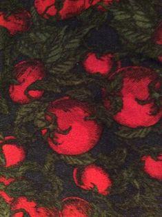 4fb1b7d5a2df42 Lularoe OS tomato ornaments tomatoes leggings red green Major Unicorn Print  New #fashion #clothing