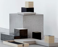 Plinth design.