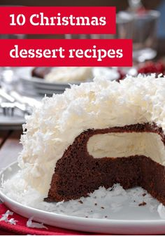 from classic christmas desserts cakes cookies to pies cheesecake and fudge our christmas dessert recipes will help you make this christmas memorable - Classic Christmas Desserts