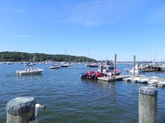 Northport Harbor, mentioned in Sketch a Falling Star