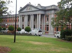 Perth Australia Courthouse Perth Australia, Mansions, House Styles, Home Decor, Decoration Home, Manor Houses, Room Decor, Villas, Mansion