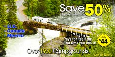 Passport America Discount Campgrounds