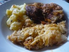 Macaroni And Cheese, Bacon, Pork, Chicken, Ethnic Recipes, Kitchen, Kale Stir Fry, Mac And Cheese, Cooking