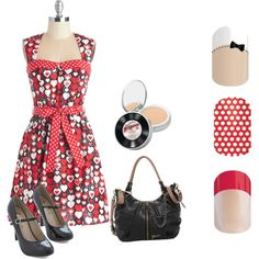 A fashion look from March 2015 featuring GUESS handbags. Browse and shop related looks.