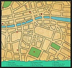 Easter Rising - The Places via Ireland 1916, Irish Independence, Easter Rising, First World, The Past, History, Storyboard, Places, Characters