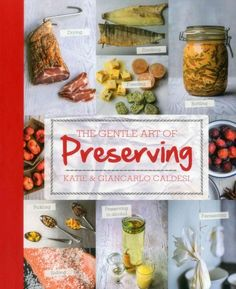 Presents methods from around the world for preserving food, from smoking fish in Scotland to drying chilies in Sri Lanka, and features recipes, instructions, and advice on equipment for pickling, fermenting, freezing, and canning.