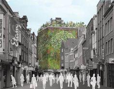 innovatief concept groene binnenstad - Google zoeken