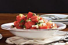 Refreshing Watermelon Salad