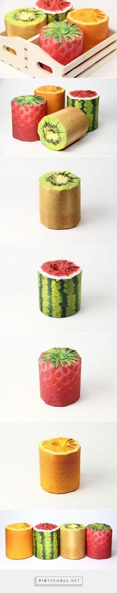 Fruits Toilet Paper (Concept)