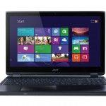 Acer renova gama M com ecrã táctil e W8