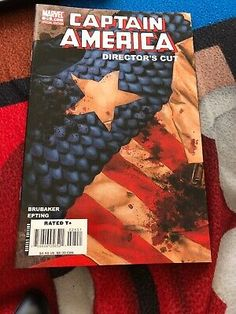 Captain America #25 Marvel 2007 Death Capt America Directors Cut Marvel Comics  | eBay Captain America Death, Capt America, Comic Books For Sale, Catwoman, Ebay, Comics, Comic Book, Cartoons