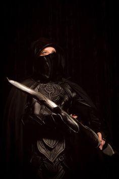 Skyrim Nightingale Armor, Wii U, Video Games, Design, Videogames, Video Game