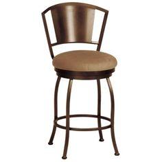 alcott hill leia 26 swivel bar stool upholstery ford red frame finish pebblestone