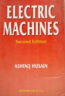 Book hussain by machines ashfaq electrical text
