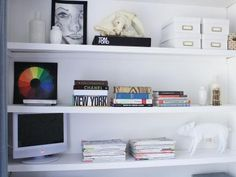 Dress up your dorm room and stay on budget by scouring thrift stores for clever storage solutions, artwork, planters and more.