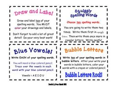 36 Differenciated Spelling Task Cards for Elementary Level Spelling Task Cards, Learn Spelling, Spelling Ideas, Spelling Words, Love Teacher, Teacher Stuff, Classroom Fun, Kindergarten Classroom, Word Study