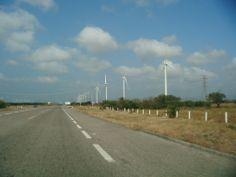La Ventosa, Oaxaca. Energía Eólica, limpia y bonita :)