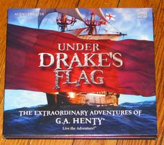 Heirloom Audio Productions: Under Drake's Flag The story presented in the CD's focuses on Drake's Christian faith, and is intended to help build character, while teaching about making wise choices.