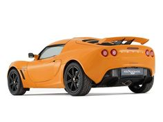 Lotus Exige. Just the right colors!