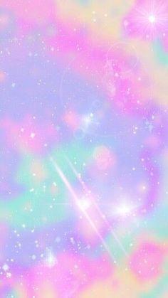 Galaxy Wallpaper Iphone, Rainbow Wallpaper, Glitter Wallpaper, Kawaii Wallpaper, Colorful Wallpaper, Cool Wallpaper, Cute Wallpaper Backgrounds, Pretty Wallpapers, Screen Wallpaper