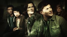 """""""You're bidding the moon?!"""" #Supernatural #S8"""