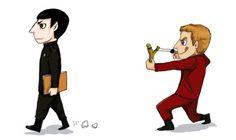 Kirk's Revenge by SchifferCake