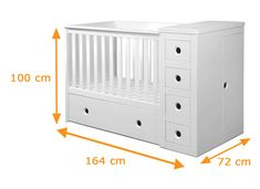 modern multifunctional cot bed buy at http funique co uk