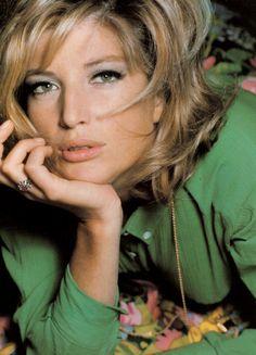 Monica Vitti, por David Bailey, 1965