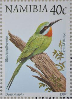 Aves de Namibia