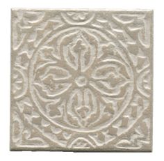 Interceramic Chapelle Baroque Relief 6x6 Wall Tile Vintage Retro Tile Art Deco C   eBay