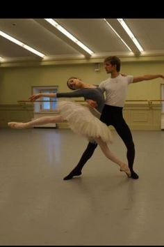 Joy Womack, first American to graduate from the Bolshoi Ballet Academy!