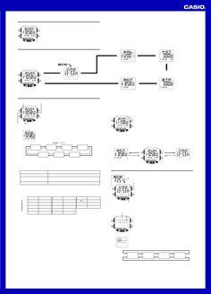 support casio com storage en manual pdf en 009 qw5371 pdf casio rh pinterest co uk casio watches manual casio watches manuals 3793