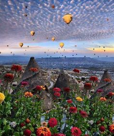 Cappadocia, Turkey, photo by Cappadocia Balloon, Cappadocia Turkey, Beautiful World, Beautiful Places, Beautiful Pictures, Balloon Rides, Hot Air Balloon, Turkey Vacation, Turkey Photos