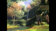 Final Fantasy 11 Treasures of Aht Urhgan PC 2006 Gameplay
