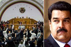 ¡SEPAN! Las 13 violaciones constitucionales que alegó la AN para declarar el abandono del cargo de Maduro - http://www.notiexpresscolor.com/2017/01/11/sepan-las-13-violaciones-constitucionales-que-alego-la-an-para-declarar-el-abandono-del-cargo-de-maduro/