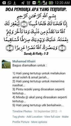 Prayer Verses, Quran Verses, Quran Quotes, Islamic Love Quotes, Muslim Quotes, Islamic Inspirational Quotes, Hijrah Islam, Doa Islam, Islamic Phrases