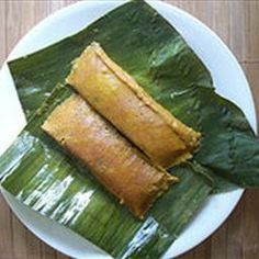 Pasteles (Puerto Rican Holday Dish) on BigOven: Pasteles are a household dish in the Puerto Rican culture. Though they can be made many different ways this is my recipe that I love. This process takes up to 2 days to complete so if you plan on making Pasteles you should invite people over to create and assembly line.