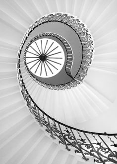 Spiral #staircases Yuliya Christensen