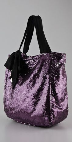 Juicy Couture Northern Star Sequin Tote ($148)