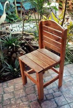 ALC RÚSTICOS : Cadeira rústica