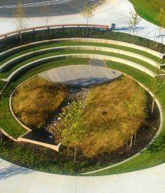 Project: Manassas Park Elementary School + Pre-KLocation: Manassas Park, VirginiaView: Outdoor classroomArchitect: VMDO Architects, P.C.A...