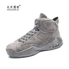 2018 New Arrival Men's Basketball Shoes Sports Sneakers Lifestyle High Top  Breathable Leather Shoes http: